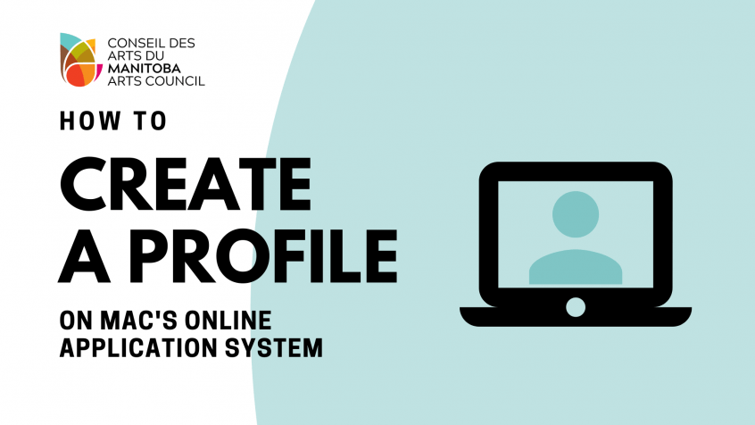 how to create an online profile